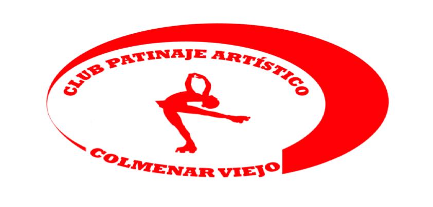 logo club patinaje artístico colmenar viejo