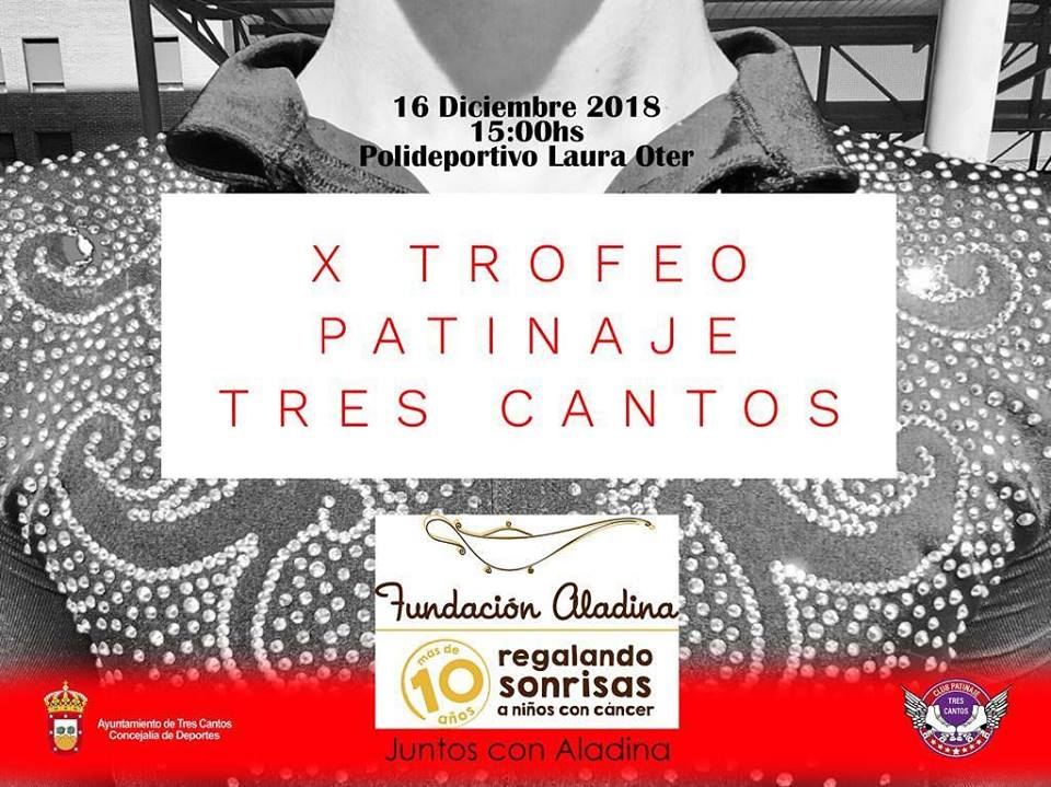 X TROFEO PATINAJE TRES CANTOS